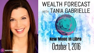 Your Libra New Moon Wealth Forecast (Oct 1, 2016)