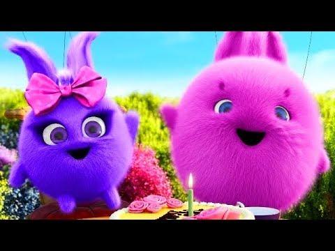 Cartoons For Children   All New Episode Season 3   Sunny Bunnies Catoon