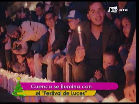 Cuenca se ilumina con el Festival de Luces