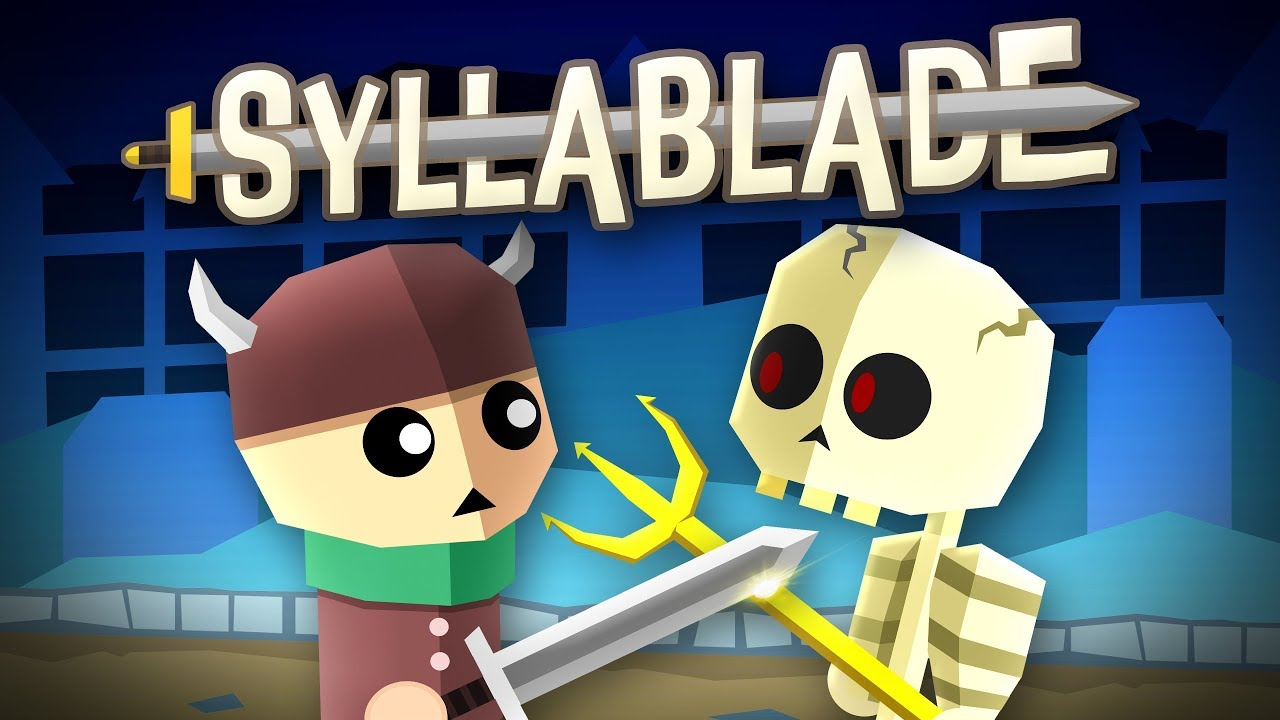 'Syllablade' Is a Blend of Word Puzzle and RPG From 'CivCrafter' Developer