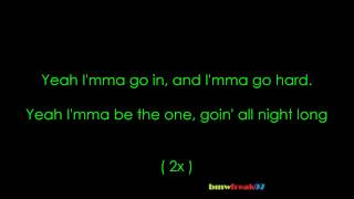 Taio Cruz - Imma Go ( Lyrics )
