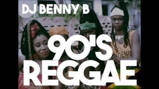 90's Dancehall 2.5 Hour Reggae Playlist by DJ Benny B, Sean Paul, Beenie Man, Vegas, Buju, Shabba