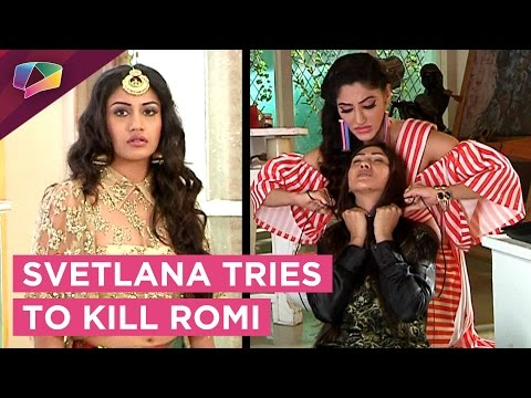 Svetlana's Attempt To Kill Romi | Ishqbaaz |