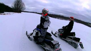 7. Switchback Assault vs AC Pro Cross High Country vs Ski-Doo XP 800r
