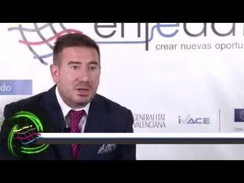 Luis Ángel Mateo. Concejal de Empresa y Empleo del Ayto. de Elche en #EnredateElx 2014
