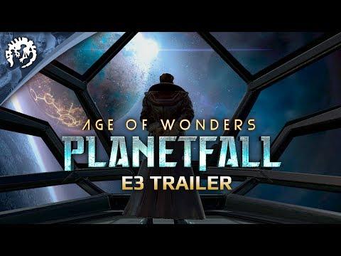 E3 Trailer de Age of Wonders: Planetfall