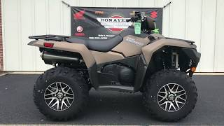 9. 2019 Suzuki KingQuad 500AXi Power Steering SE+