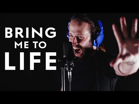 "Evanescence  ""Bring Me To Life"" Cover by Jonathan Young"