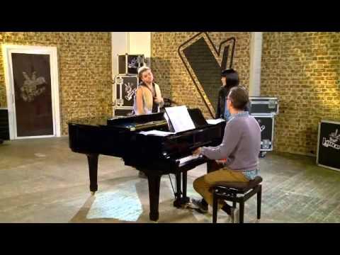 Jessie J Best Moments The Voice UK Live Shows S01E09 Part2