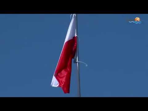 Uroczysty przemarsz, awanse, odznaczenia i piknik militarny. Święto Wojska Polskiego w Suwałkach