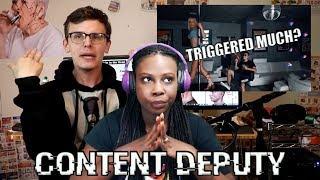 Video SO EMOTIONAL  | CONTENT DEPUTY AJP | Reaction MP3, 3GP, MP4, WEBM, AVI, FLV Maret 2018