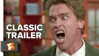 Kindergarten Cop (1990) Official Trailer - Arnold Schwarzenegger Movie HD
