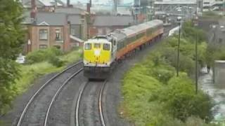 Drumcondra Ireland  city photos : Irish Rail 071 Class 082 - Drumcondra