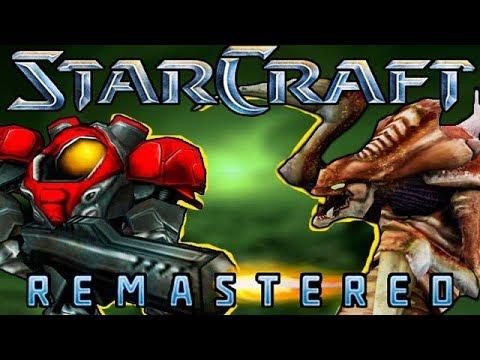 Кампания Starcraft Remastered #1
