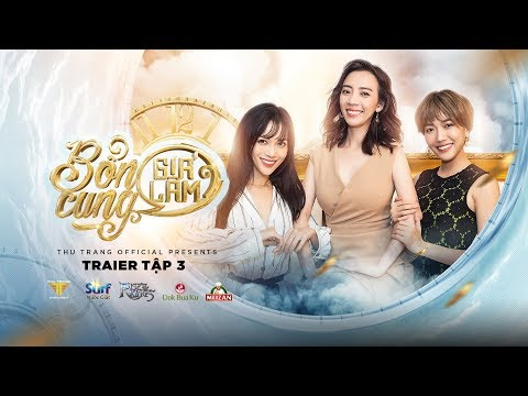 BỔN CUNG GIÁ LÂM - TRAILER TẬP 3 | Thu Trang, Trường Giang, Diệu Nhi, La Thành, Hoàng Phi - Thời lượng: 96 giây.
