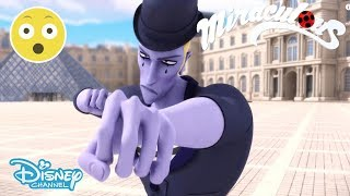 Miraculous Tales of Ladybug & Cat Noir | The Mime | Disney Channel UK