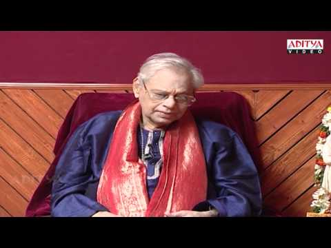 Indian classical music Lessons By Dr. Nookala China Sathyanarayana – part 1