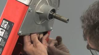 Tech Support installing Brake kit for Beaver Blade