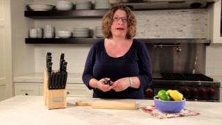 Stainless Steel Cutlery Block Set Demo Video Icon