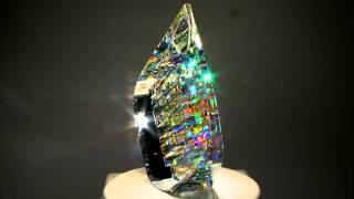 Video Optical Glass Sculptures by fine art glass artist Jack Storms - The Glass Sculptor MP3, 3GP, MP4, WEBM, AVI, FLV Juli 2019