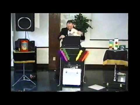 Corporate Stage Comedy Magician - A Magical Experience by Marty Westerman - Corporate Event