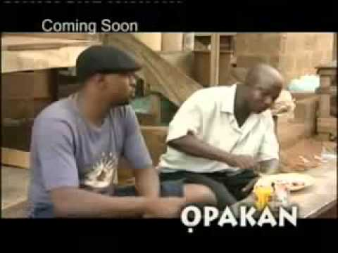 OPAKAN Odunlade Adekola Best Actor 2009 & 2010 Too Funny!!! Nigerian Yoruba Movie 2011