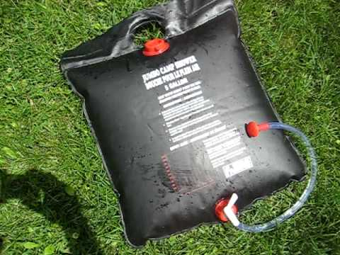 Stearns Sun 4 Gallon Camp Shower