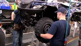 3. 2013 Suzuki KingQuad 500 AXi - Key Features