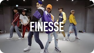 Video Finesse - Bruno Mars ft. Cardi B / May J Lee X Austin Pak Choreography MP3, 3GP, MP4, WEBM, AVI, FLV Maret 2018