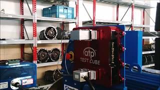 Opel Astra 6T40 6 İleri Otomatik Şanzıman Test - [ATCO]
