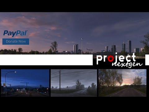 Project Next-Gen Graphic Mod v1.6