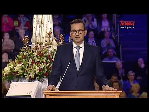 Morawiecki: Matko Boska Nieustającej Pomocy, to jest moja wielka prośba, wielkie zawołanie: Miej w opiece naród cały.