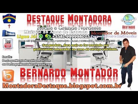 Montador de Móveis em Recife - 81 - 9999-8025 - TIM / 8123-9507 - VIVO