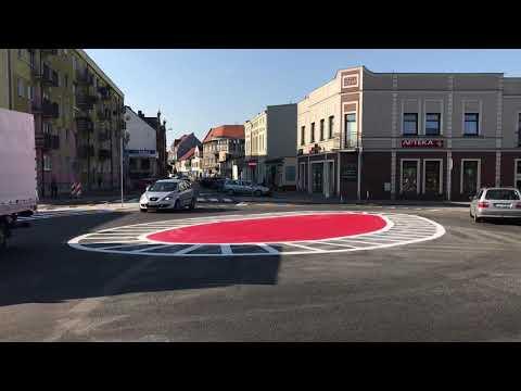 Wideo1: Nowe rondo w Gostyniu