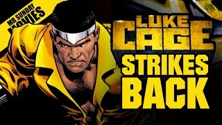 The Weirdest LUKE CAGE Story - Caravan Of Garbage