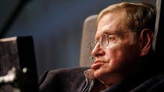 Video Stephen Hawking student reacts to his death MP3, 3GP, MP4, WEBM, AVI, FLV Maret 2018