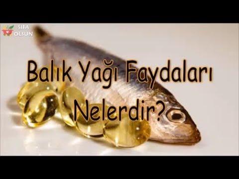 Balık Yağı Faydaları Nelerdir