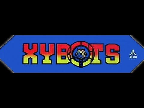 Classic Arcade Game Xybots on PS3 in HD 1080p