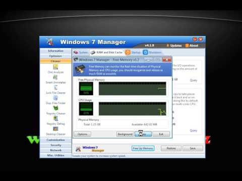 Windows 7 Manager v.4.18 Update 2.24-Eng_portable