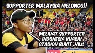 Video Stadion Bukit Jalil Dijajah Fans Timnas U-16 Indonesia, Suporter Malaysia Sirik MP3, 3GP, MP4, WEBM, AVI, FLV Oktober 2018