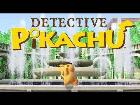 Download Video Solve Mysteries With Detective Pikachu!