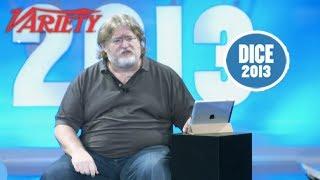 Valve Founder Gabe Newell