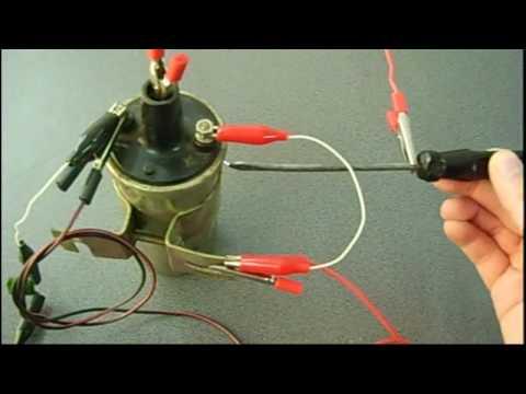 Ignition coil spark (+details)
