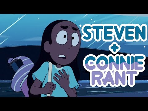 Steven Universe Review - The Steven and Connie Problem (видео)