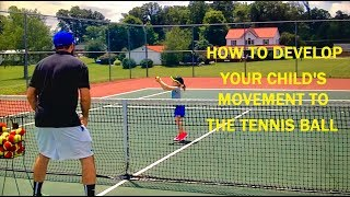 In this video, Hammer It Tennis Creator, Daniel Dodson, shows you drills aimed at children ages 3-6 to help them develop good movement and coordination that helps their tennis development.  Emma age 4 demonstrates each drill.
