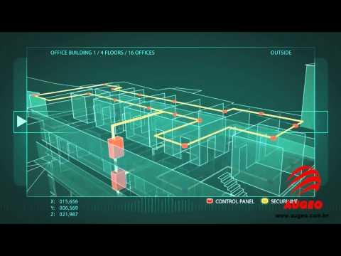 detecção - Securifire é a nova linha de sistemas de detecção de incêndio da SECURITON, que traz as tecnologias spidernet, display colorido, laços de até 3500m, conexão ...