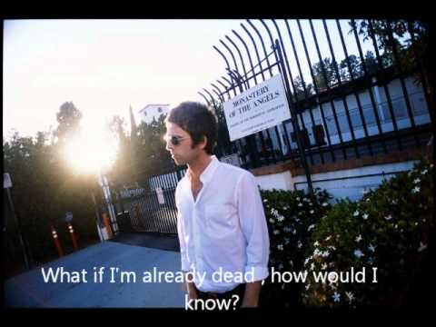 Noel Gallagher - Stop the Clocks (lyrics)