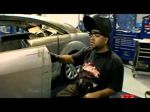 Mercedes-Benz CL-class West Coast Customs - Asanti Mercedes Часть 3/4