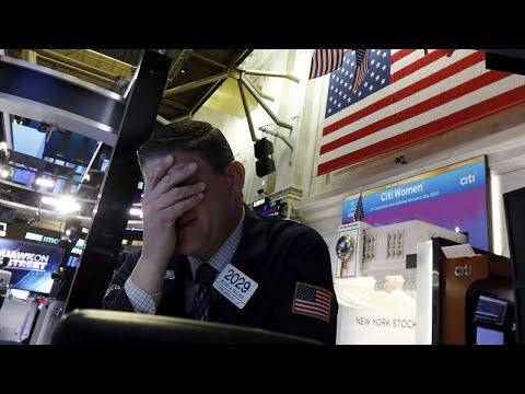 Διακόπηκε η συνεδρίαση της Wall Street λόγω κορονοϊού