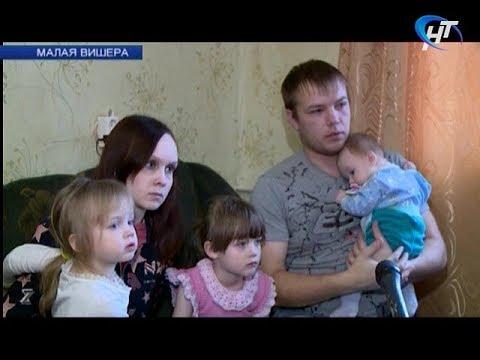 Новгородцы могут помочь семьям с детьми, нуждающимся в поддержке